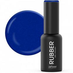 Oja semipermanenta Rubber, 026 Royal Blue , 7 ml