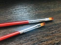 Pensula gel #4 Red