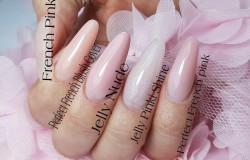 Perfect French Blush Cover Gel UV 30 ml - Allepaznokcie