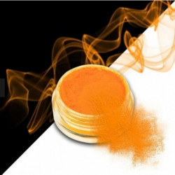 Pigment smoke effect - Orange Yellow