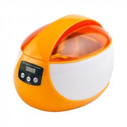 Sterilizator cu ultrasunete, 50W, portocaliu, capacitate de 750 ml