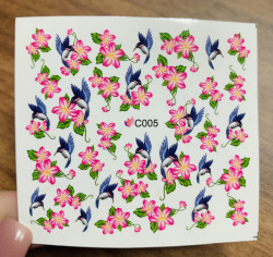 Decor unghii C005