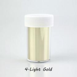 Folie de transfer light gold