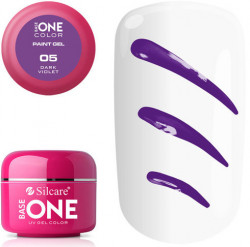 GEL COLOR BASE ONE PAINT 5g - 05 Dark Violet