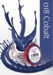 Gel color Semilac 018 Cobalt