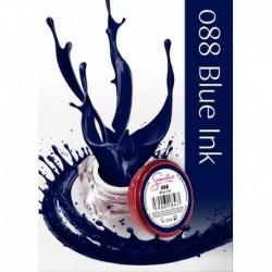 Gel color Semilac 088 Blue Ink