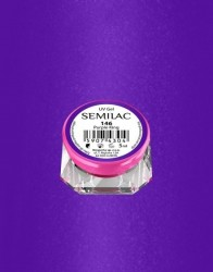 Gel color Semilac 146 Purple King