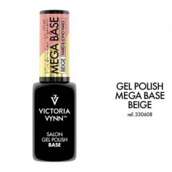 Mega Base Beige Victoria Vynn 8 ml (Rubber Base)