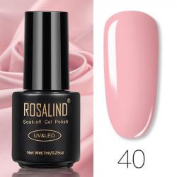 Oja Semipermanenta Rosalind 7ml - 40