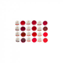 Set 12 geluri UV Red Series Lila Rossa