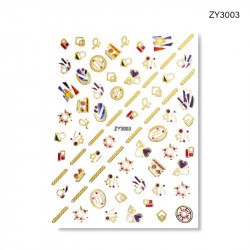 Decor unghii ZY3003