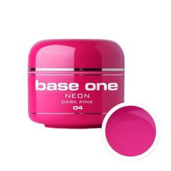 Gel color Base One Neon Dark Pink *04 5g