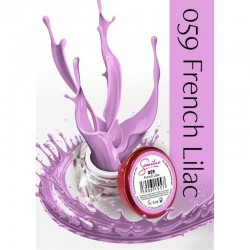Gel color Semilac 059 Frech Liliac