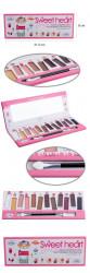 Paleta Makeup Sweetheart - 12 culori