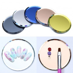 Paleta pentru prezentare culori mirror rose gold