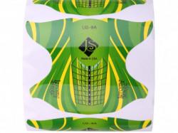 Rola sabloane pentru constructie migdala verzi - 300 bucati