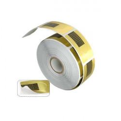 Sabloane Constructie Unghii gold 500 buc