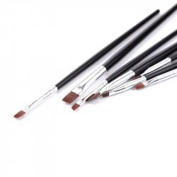 Set 7 pensule Black