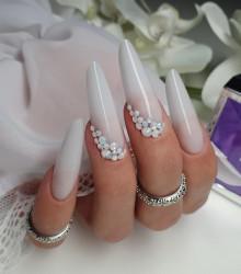 Set mix cristale Opal White