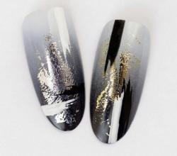 Folie de transfer argintie