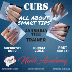 CURS ALL ABOUT SMART TIPS - ANAMARIA TITE