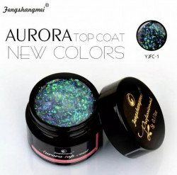 FSM AURORA TOP COAT 5ML - 01