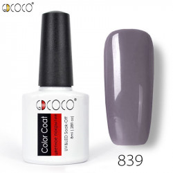 GDCOCO COAT COLOR 8ML 839