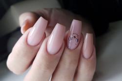 Gel de constructie Pink Mask Diamant Calsa 50 ml (roz laptos cu sclipici )