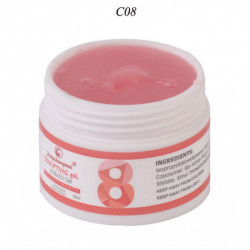 GEL UV CONSTRUCTIE FSM 15ML - NR 08
