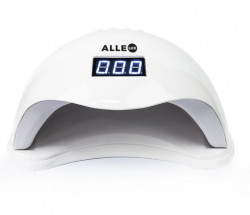 Lampa Unghii UV LED 48W SUN 5 Allelux cu afisaj digital - 48 W - alba