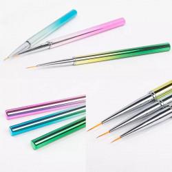 Pensula pentru pictura - linii foarte fine Green