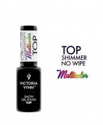 TOP NO WIPE SHIMMER MULTICOLOR