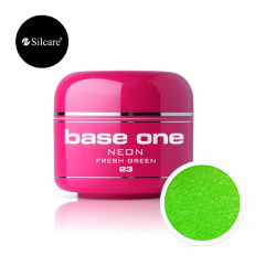 Gel color Base One Neon Fresh Green *23