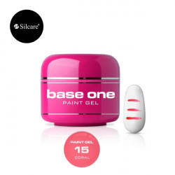 GEL COLOR BASE ONE PAINT 5g - 15 CORAL
