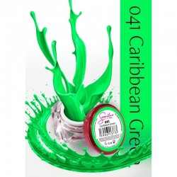 Gel color Semilac 041 Caribbean Green