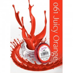 Gel color Semilac 061 Juicy Orange
