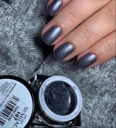Gel color Semilac 107 Steel Gray