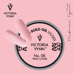 Gel UV/LED 08 Cover Pink Victoria Vynn 50ml