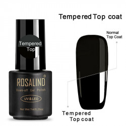 ROSALIND TEMPERED TOP COAT 7ML