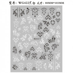 STICKER UNGHII - WG422