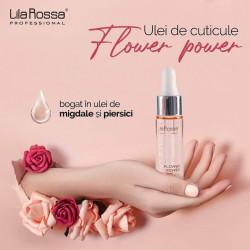 ULEI CUTICULE cu pipeta Flower Power - 15ML