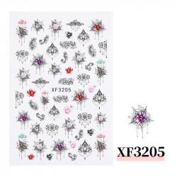 Decor Tatuaj XF3205