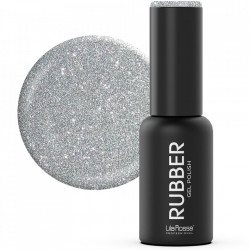 Base Color SILVER GLITTER SCLIPICI 7ml