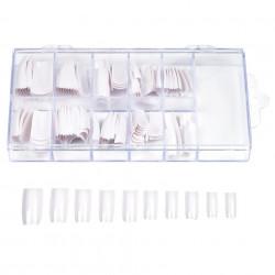 Cutie cu 100 de tipsuri - Culoare alb