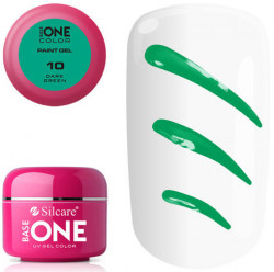 GEL COLOR BASE ONE PAINT 5g - 10 Dark Green