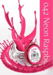 Gel color Semilac 042 Neon Raspberry