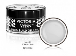 Gel UV/LED 01 Totally Clear Victoria Vynn 15ml