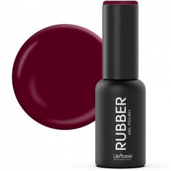 Oja semipermanenta Rubber, 018 Rosso Corso , 7 ml