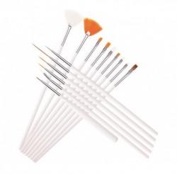 Set 15 pensule White