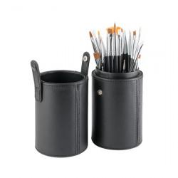 Set 37 pensule pentru unghii in tub depozitare